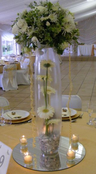 Wedding Decor Designs Glass Vases
